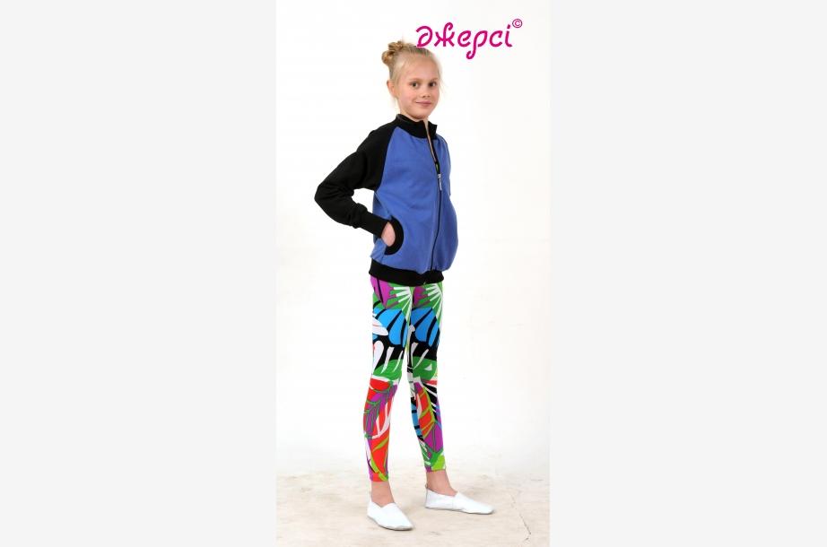 Куртка спортивная К1646, Одежда для спорта, Одежда для активного отдыха