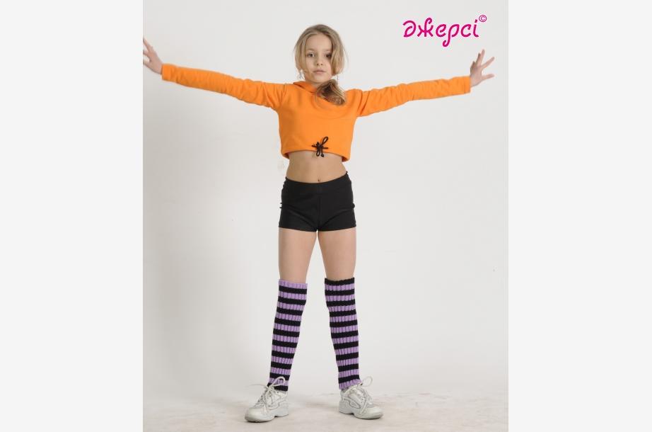 Warming blouse B1217,Gymnastics clothing,Dancewear