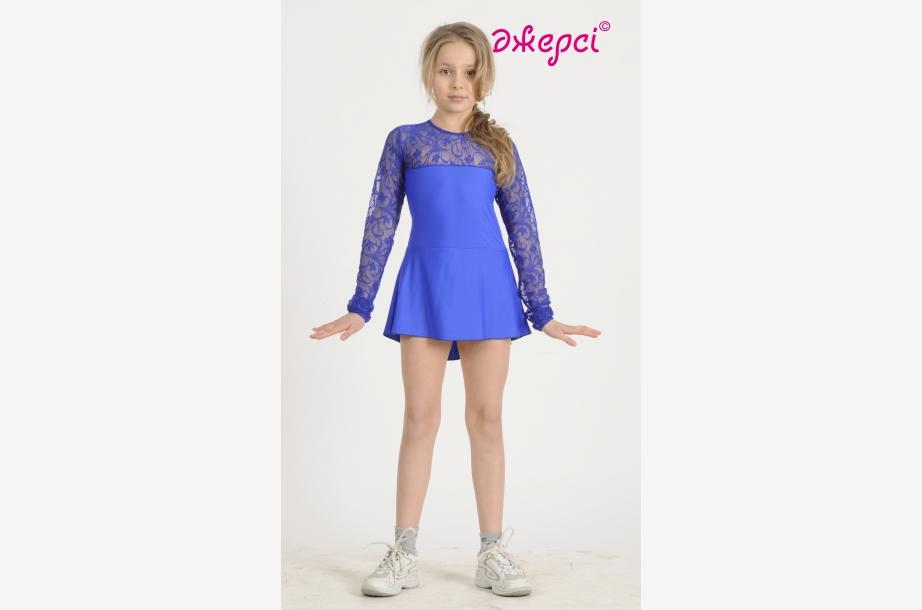 Платье танцевальное П1267, Одежда для выступлений, Одежда для танцев
