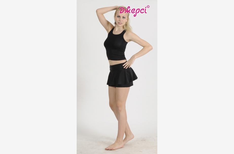 Майка-топ М844, Одяг для танців, Спортивний одяг, Одяг для активного відпочинку