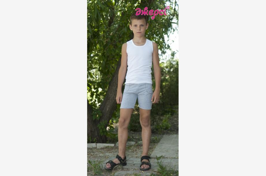 Майка детская М1530, Одежда для школы