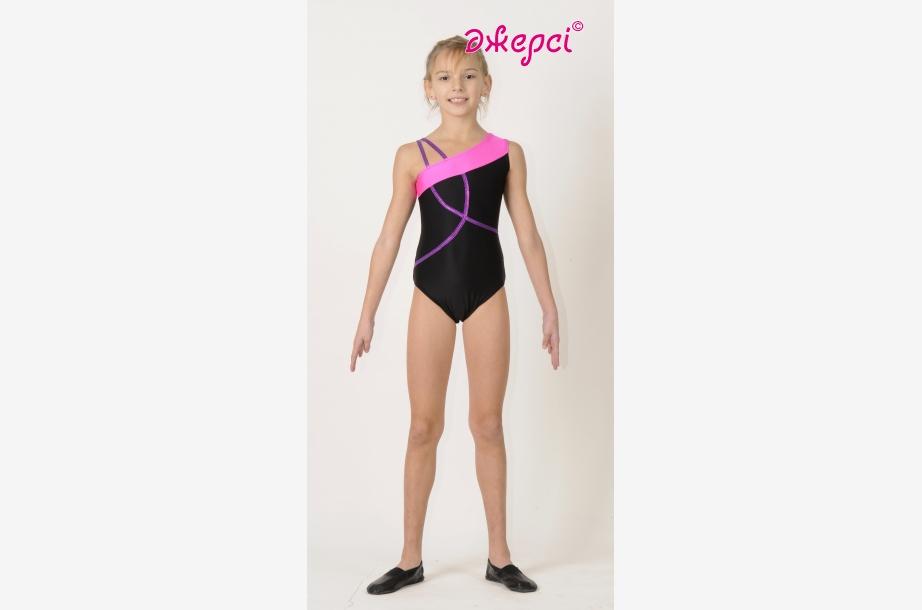Трико гімнастичне Т1488, Одяг для виступів, Одяг для гімнастики