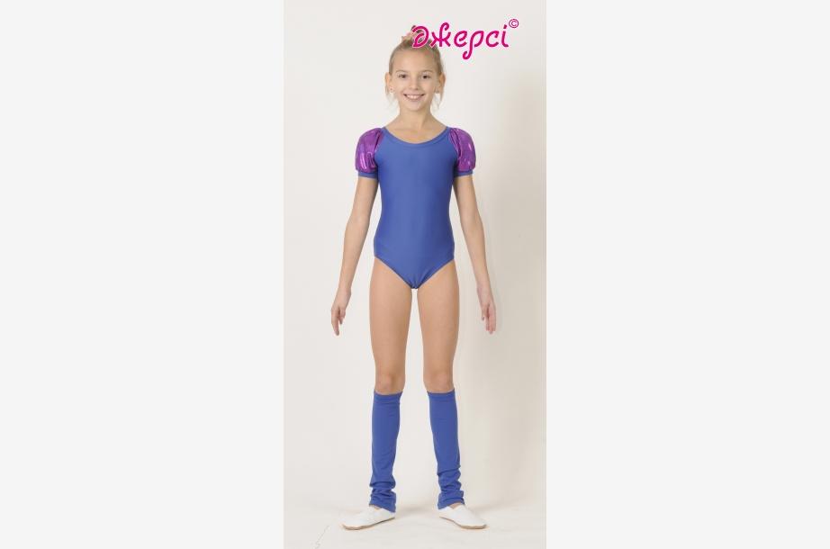 Трико (купальник) гімнастичне Т1483, Одяг  для виступів, Одяг для гімнастики