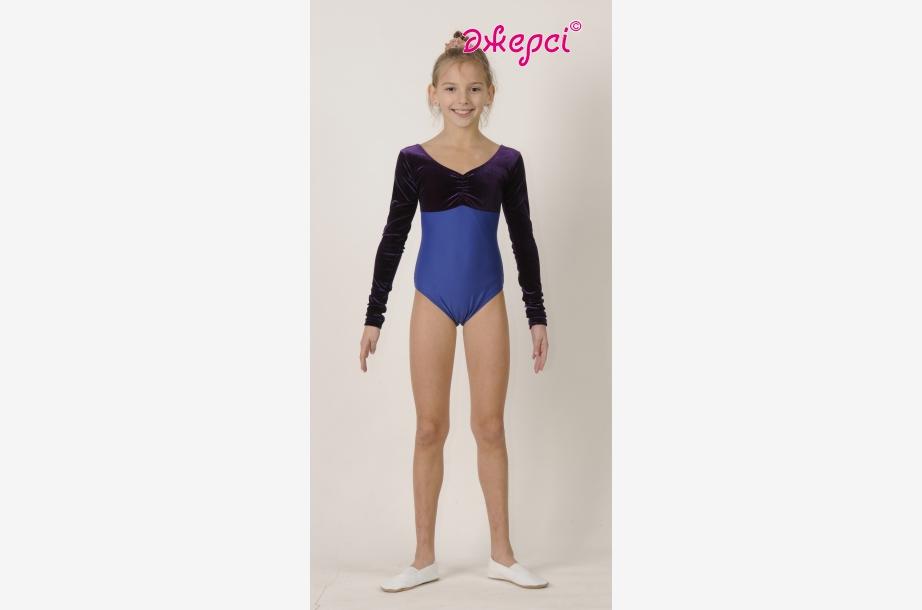 Трико гімнастичне Т1498, Одяг для гімнастики