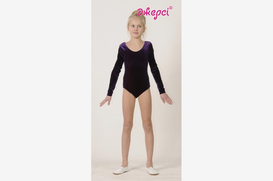 Трико (купальник) гімнастичне Т1495, Одяг для виступів, Одяг для гімнастики