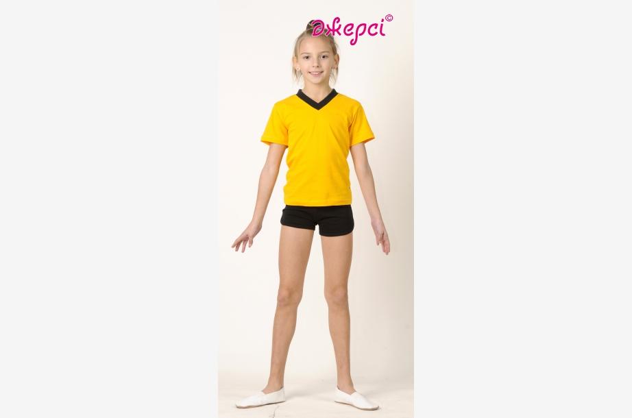 Футболка спортивна Ф132, Одяг для активного відпочинку