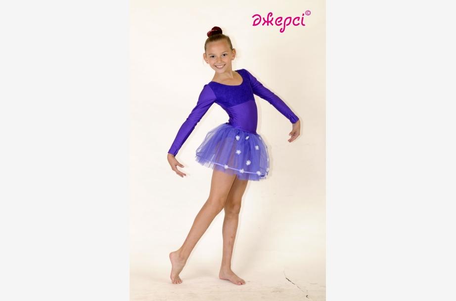 Трико гимнастическое Т1323, Одежда для выступлений, Одежда для гимнастики