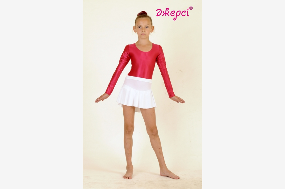 Dance skirt YU1325 + underpants, Clothes for performances,Dancewear