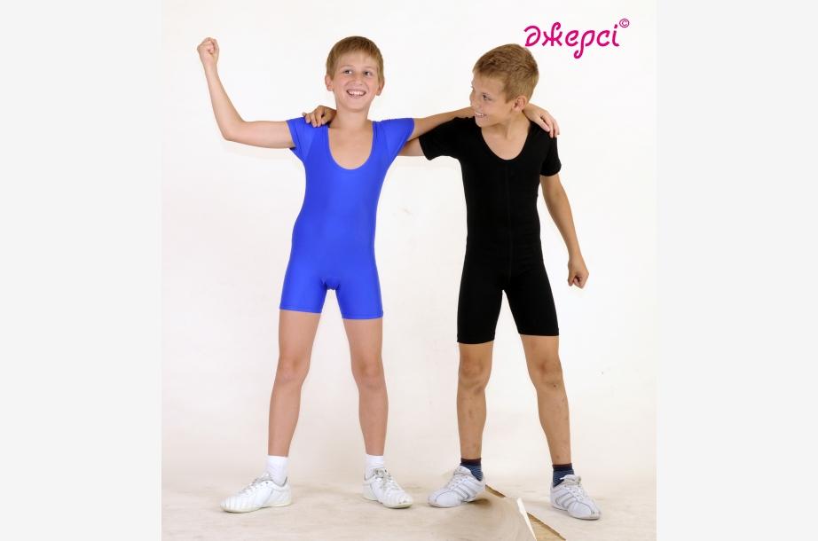 Трико гимнастическое Т1187 (слева). Полукомбинезон П1276 (справа), Одежда для гимнастики, Одежда для спорта