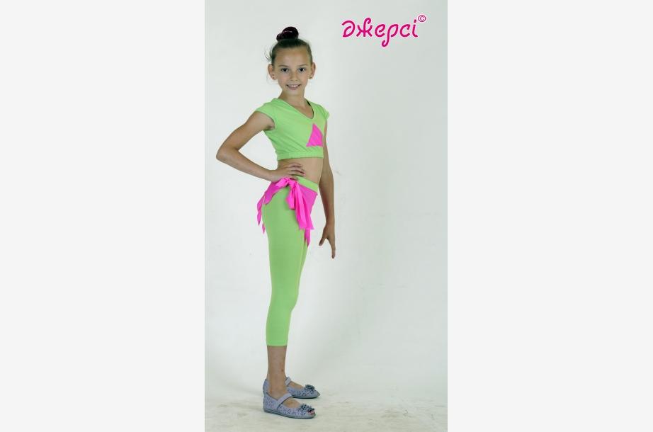 Girl's suit   К1419,Dancewear