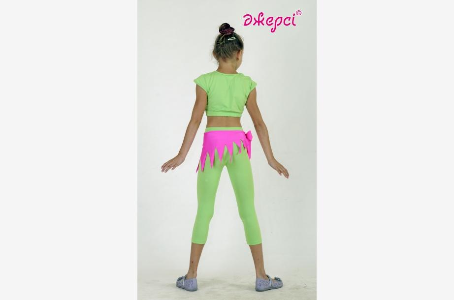 Комплект девичий К1419, Одежда для танцев