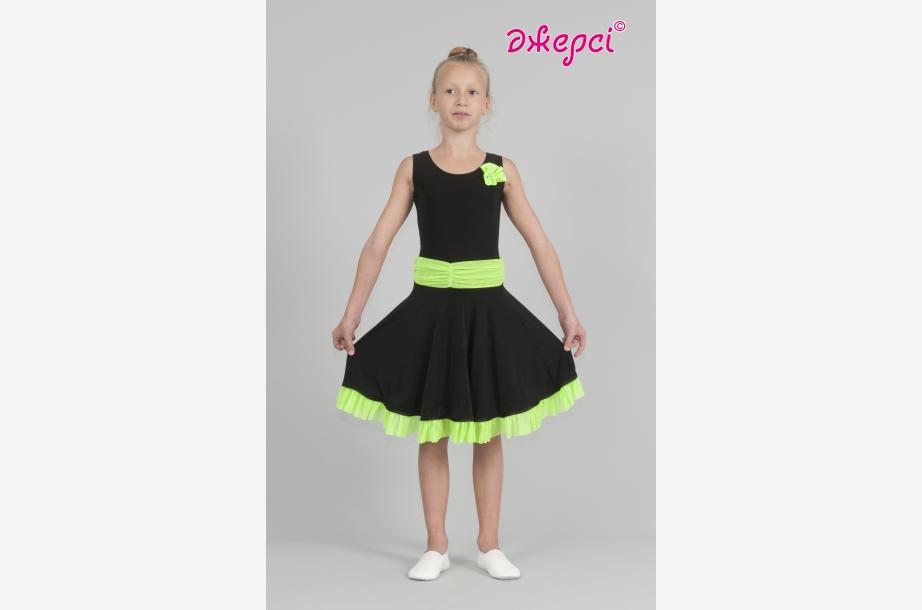 Сукня для танців П1814, Одяг для виступів, Одяг для танців