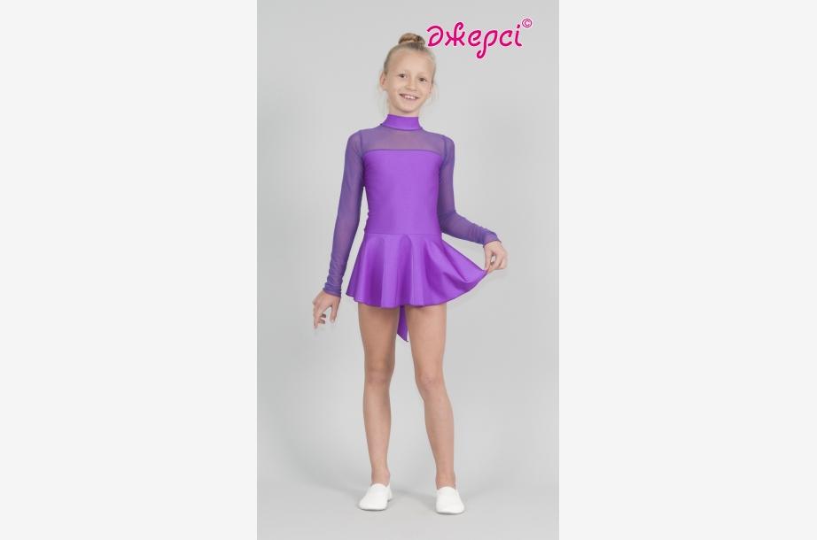 Трико гимнастическое Т1108, Одежда для выступлений, Одежда для гимнастики