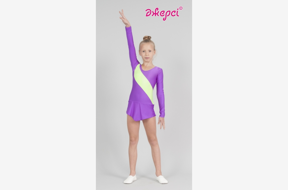 Gymnastic leotard Т1815, Clothes for performances,Gymnastics clothing