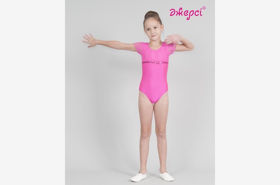 Gymnastic leotard Т1689, Clothes for performances,Gymnastics clothing