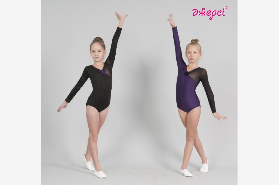 Gymnastic leotard Т1841А. Gymnastic leotard Т1841,Clothes for performances,Gymnastic clothing
