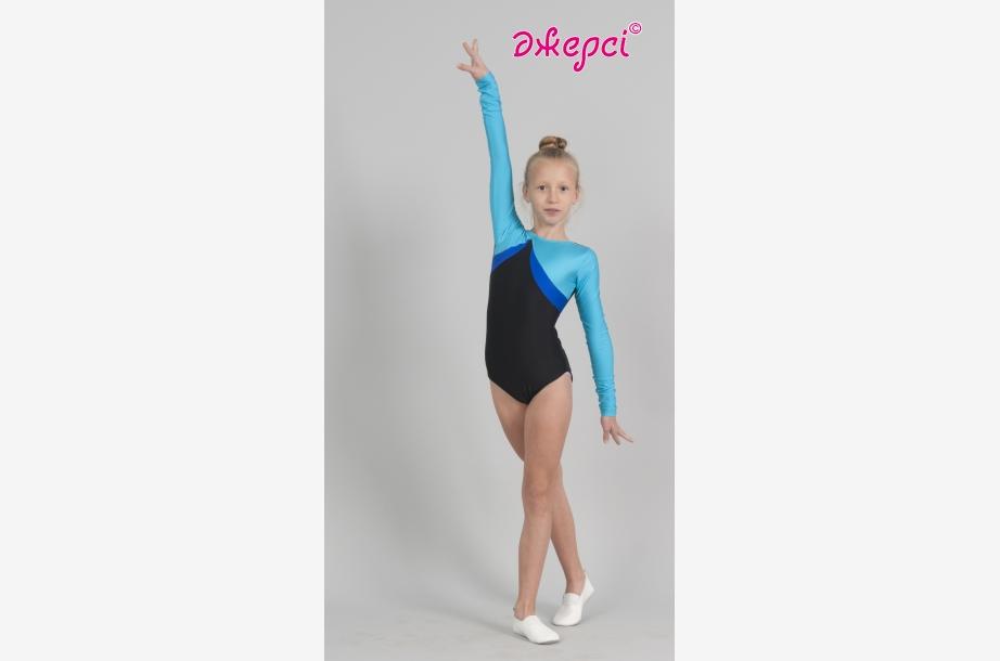 Трико гимнастическое Т1837, Одежда для выступлений, Одежда для гимнастики