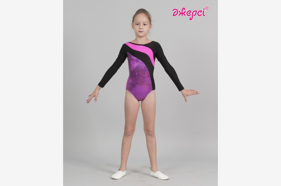 Трико (купальник) гімнастичне Т1499, Одяг для виступів, Одяг для гімнастики