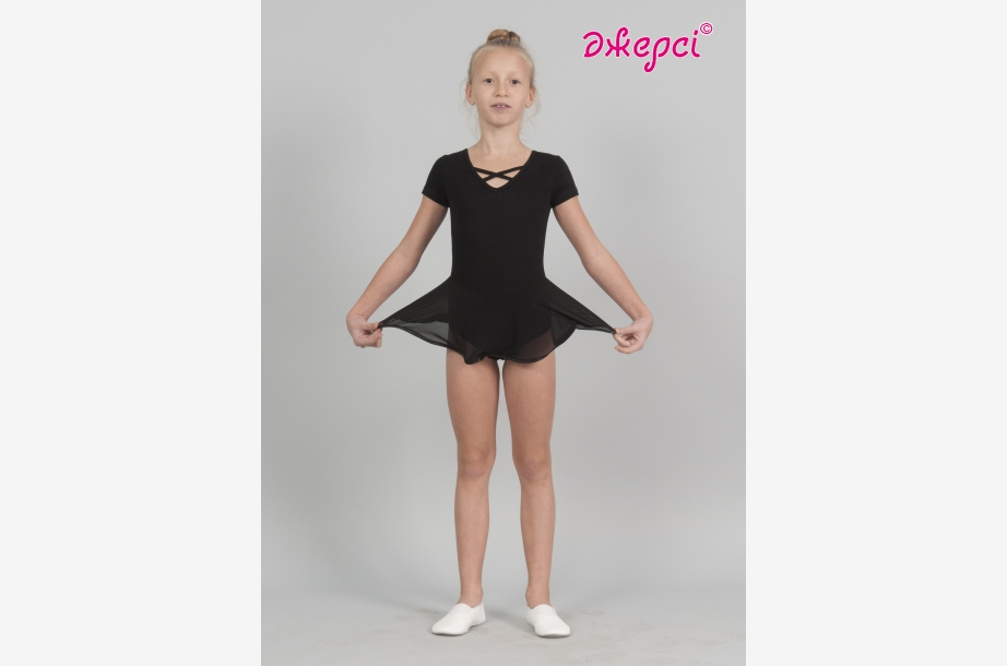 Трико (купальник) гімнастичне Т1845, Одяг для виступів, Одяг для гімнастики