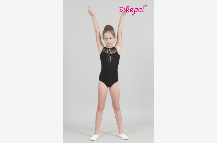 Трико гімнастичне Т1807, Одяг для виступів, Одяг для гімнастики
