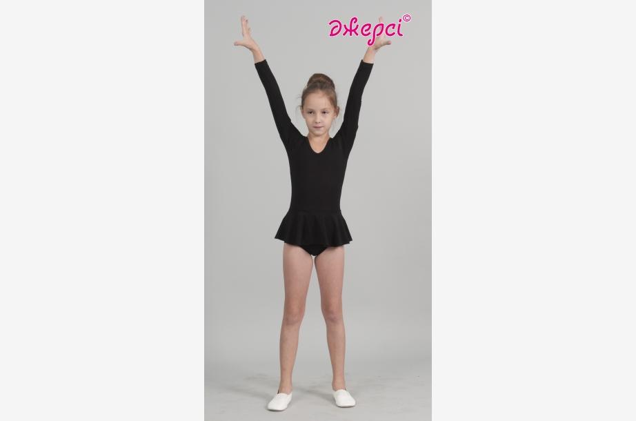 Трико гимнастическое Т1765, Одежда для выступлений, Одежда для гимнастики