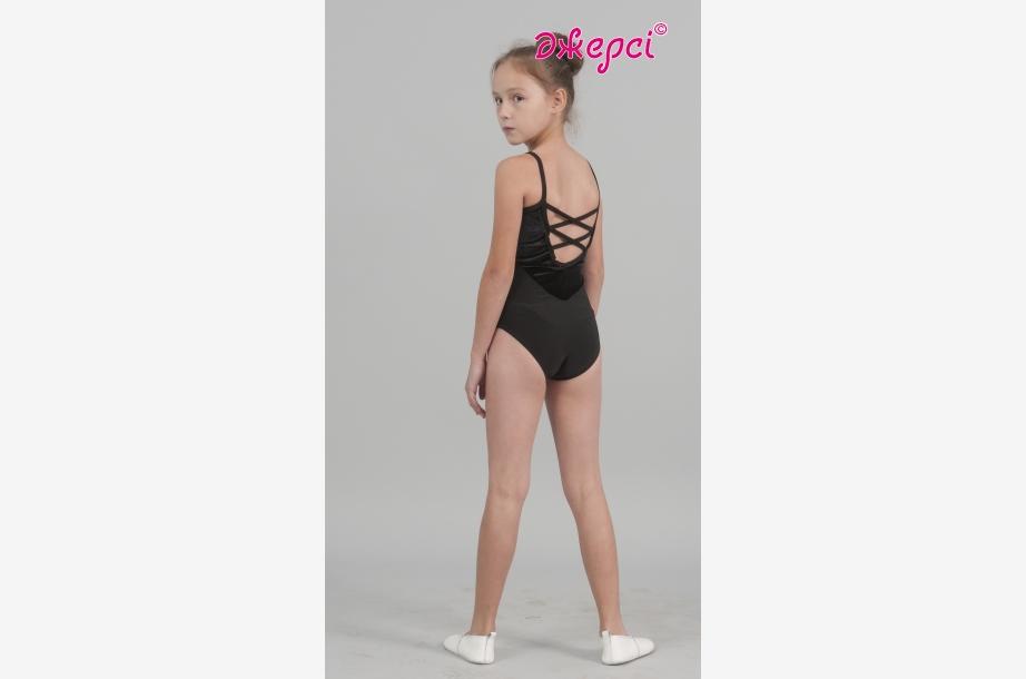 Трико (купальник) гімнастичне Т1851, Одяг для виступів, Одяг для гімнастики