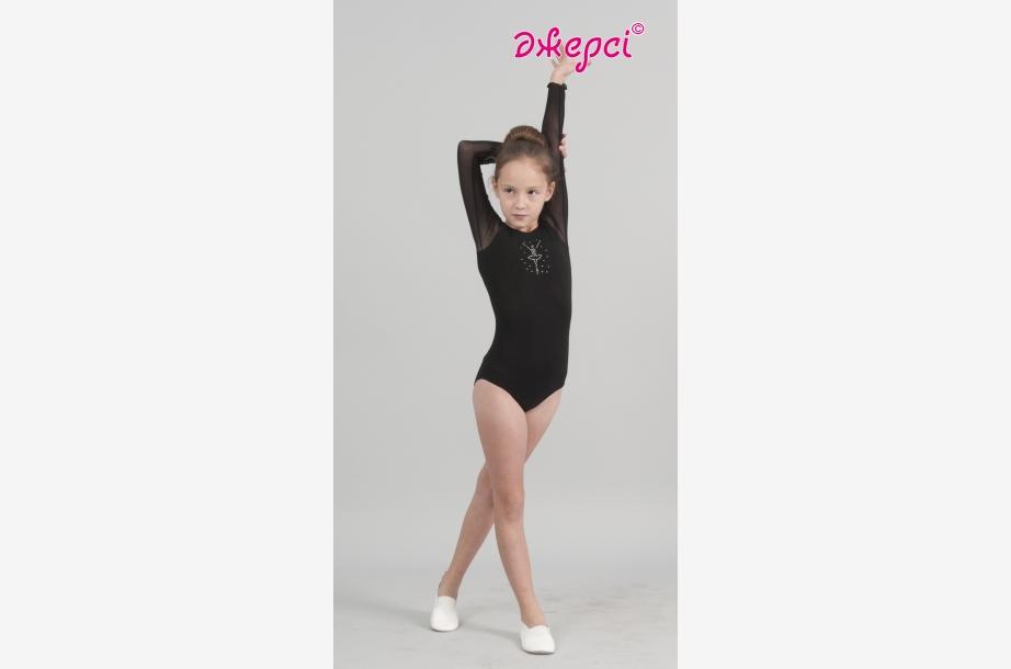 Трико гимнастическое Т1846 , Одежда для выступлений, Одежда для гимнастики