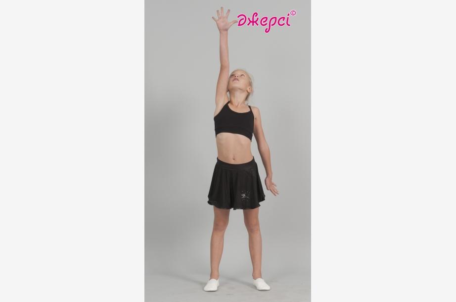 Спідниця дівоча Ю1810, Одяг для виступів, Спортивний одяг
