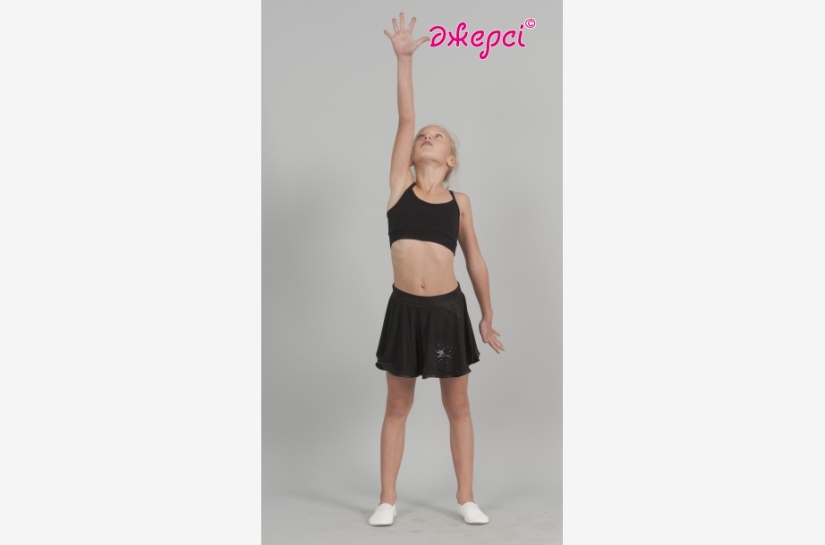 Skirt for girls YU1810,Clothes for performances,Sportswear