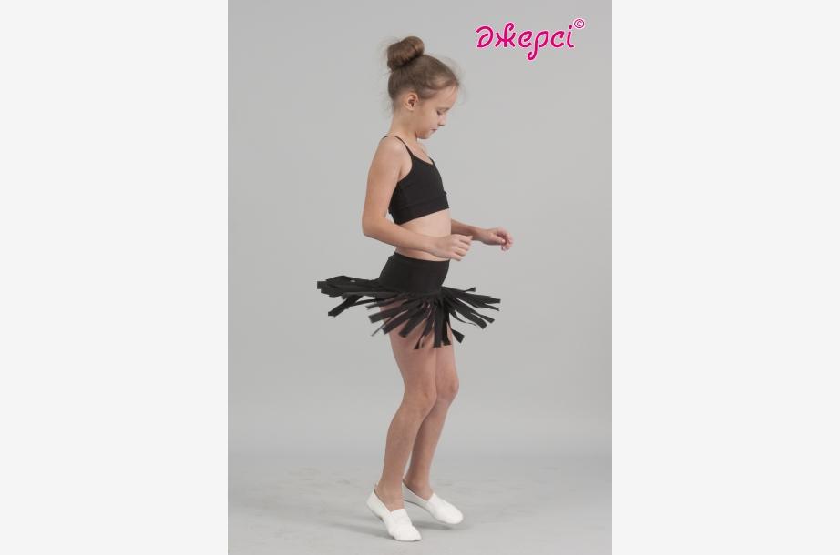 Спідниця дівоча Ю1809, Одяг для виступів, Спортивний одяг
