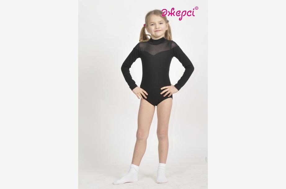 Трико гімнастичнеТ1055, Одяг для виступів, Одяг для гімнастики