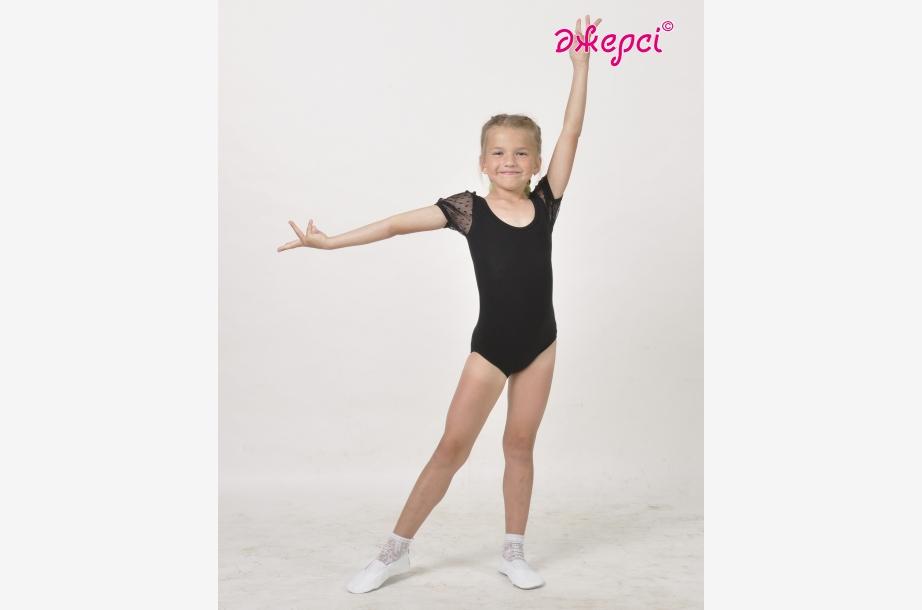 Трико гимнастическое Т1109, Одежда для выступлений, Одежда для гимнастики