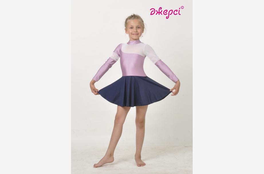 Трико гімнастичне Т1116, Одяг для виступів, Одяг для гімнастики, Одяг для танців