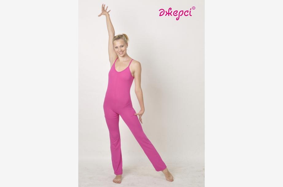 Комбінезон дівочий К1098, Одяг для гімнастики