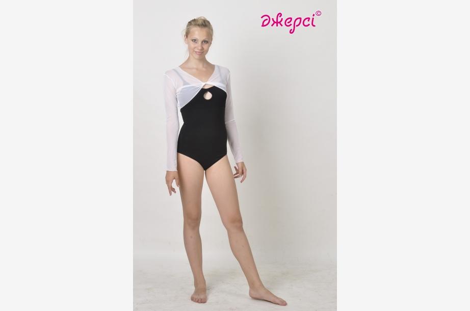 Ballet wrap top for girl B1142 ,Gymnastics clothing, Dancewear