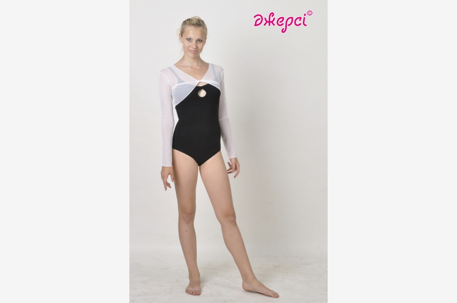 Ballet wrap top for girl B1142 ,Gymnastics clothing, Dancewear