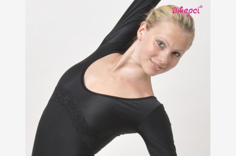 Трико гімнастичне Т1123, Одяг для гімнастики