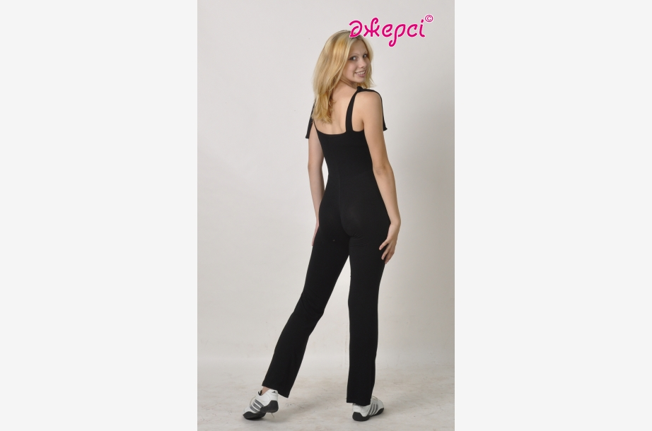 Overall for girls К1097,Gymnastics clothing