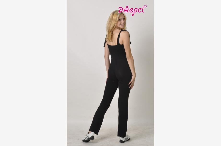 Комбінезон дівочий К1097, Одяг для гімнастики