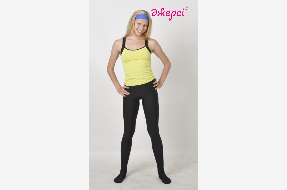 Leggings with stirrup L1103,Sportswear
