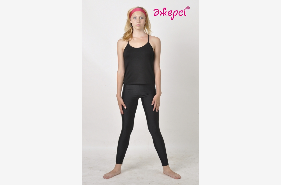 Gym leggings L1203, Clothes for gymnastics, Dance wear, Sportswear