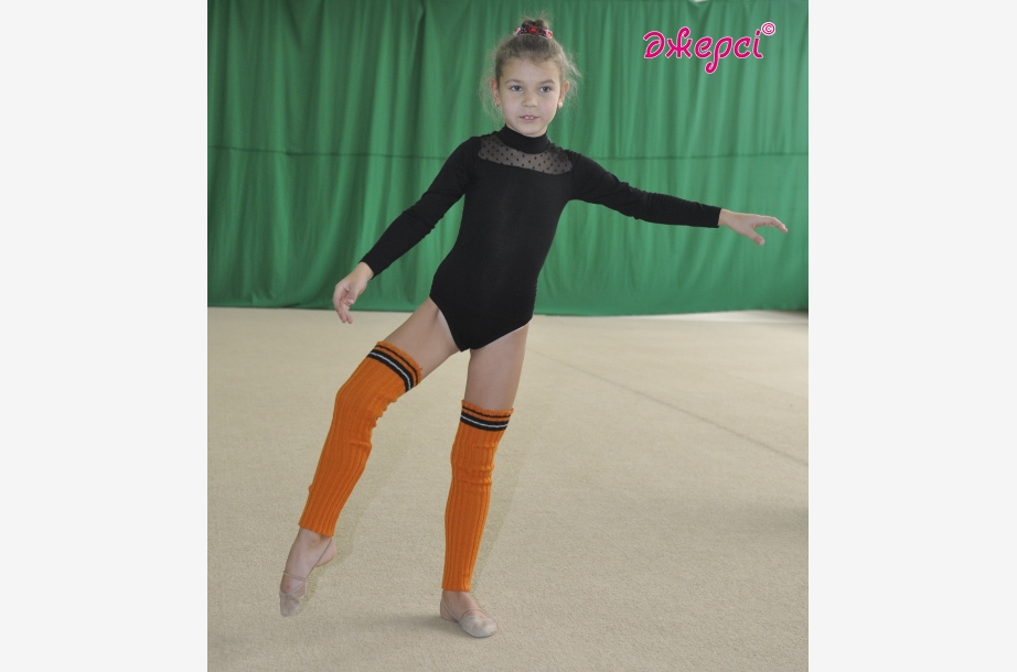 Гетри дитячі Г1006, Г1005. Трико гімнастичне Т117, Одяг для гімнастики, Одяг для танців, Спортивний одяг
