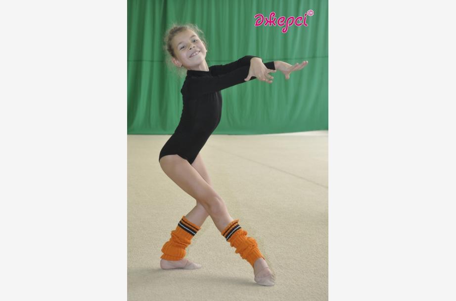 Трико гимнастическое Т117 девичье