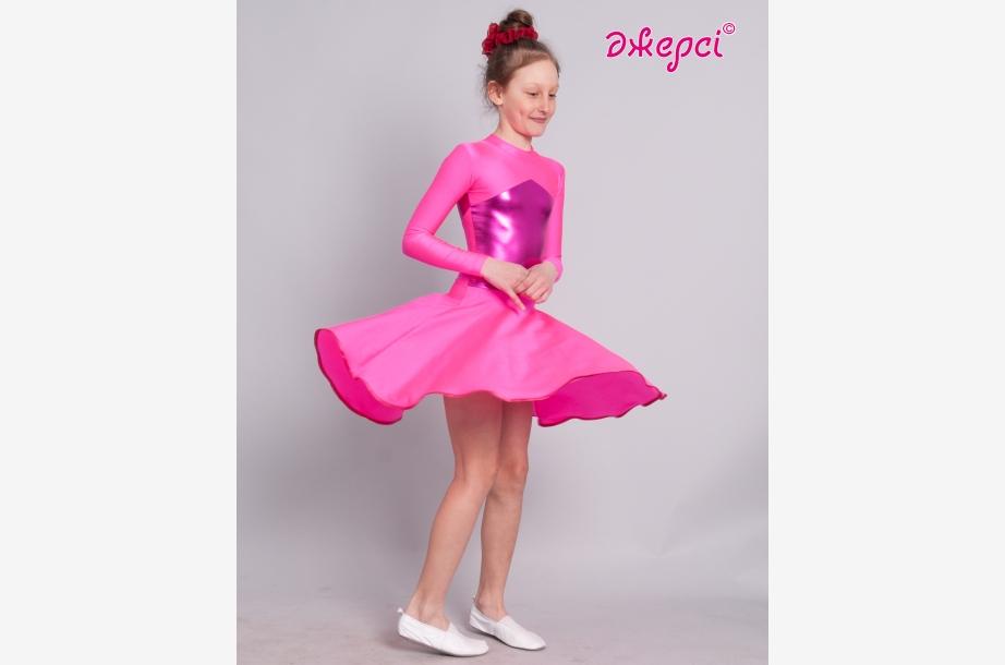 Платье танцевальное П2005