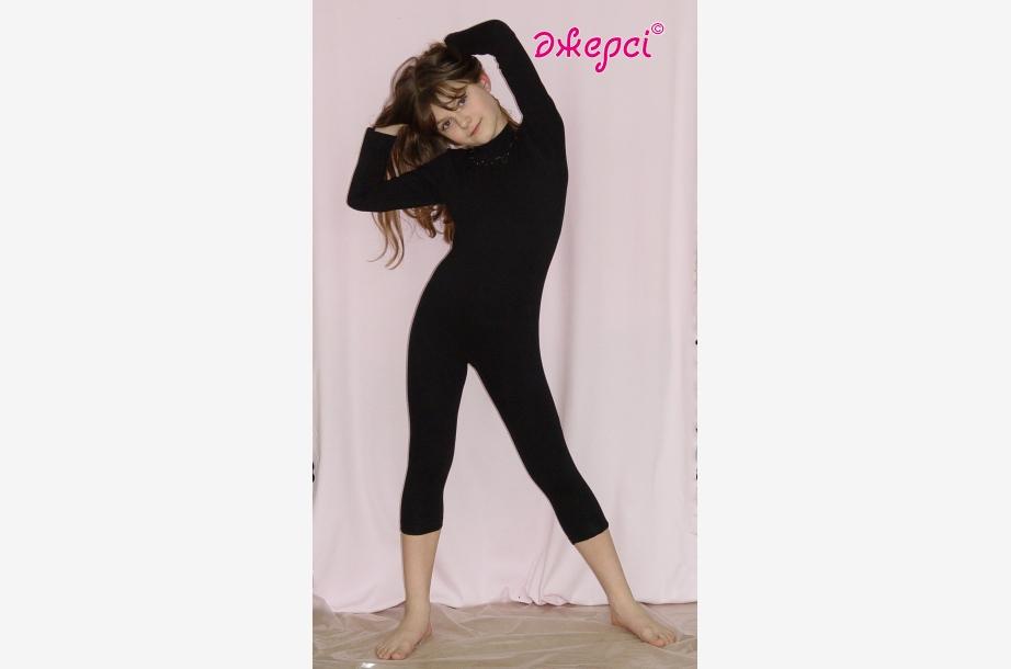 Полукомбинезон для гимнастики П442, Одежда для гимнастики