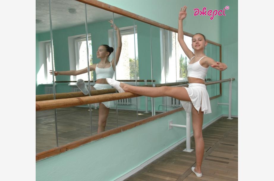 Спідниця для танців Ю414, Одяг для виступів, Одяг для танців