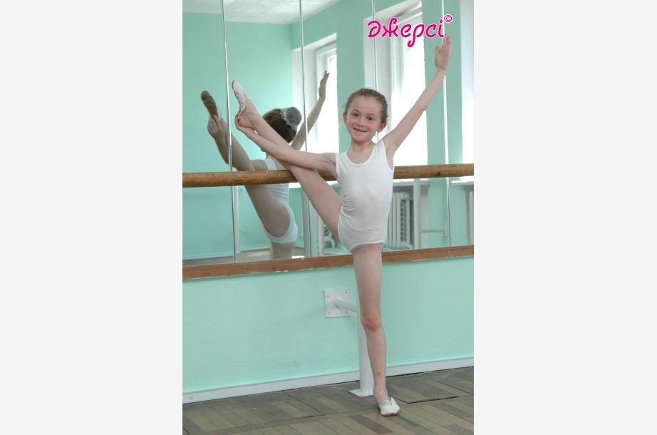Трико гимнастическое Т200 для девочек