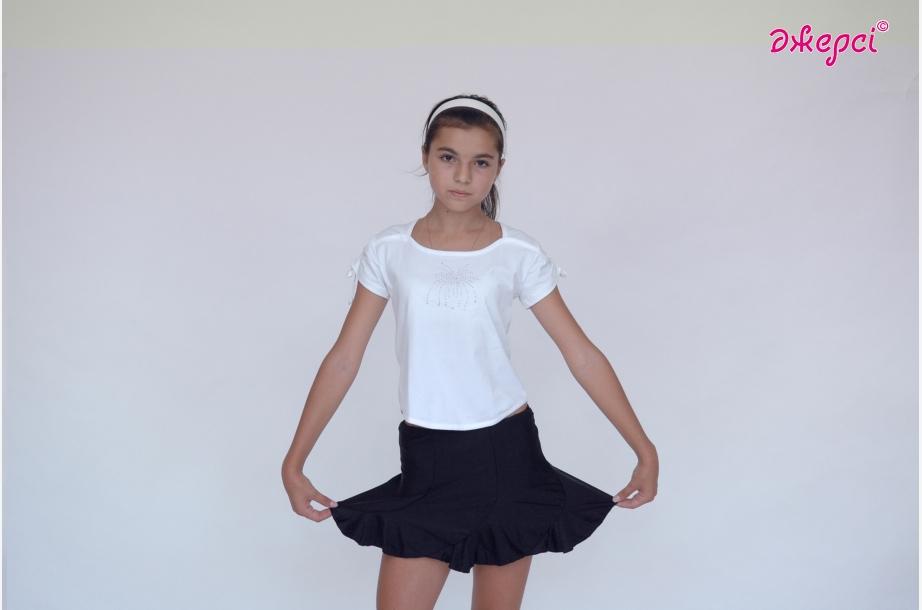 Спідниця дівоча Ю605, Одяг для танців