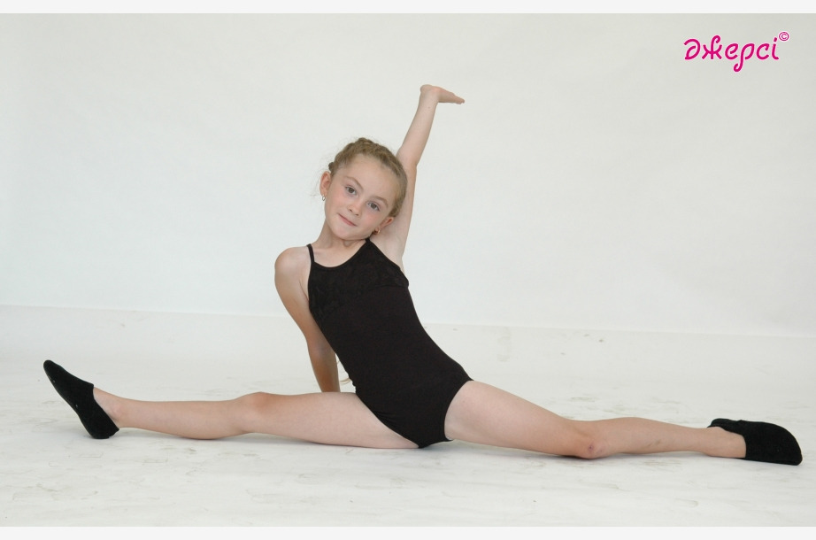 Трико гімнастичне Т114, Одяг для гімнастики