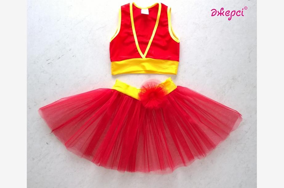 Clothes set К1873 ,Clothes for performances,Dancewear